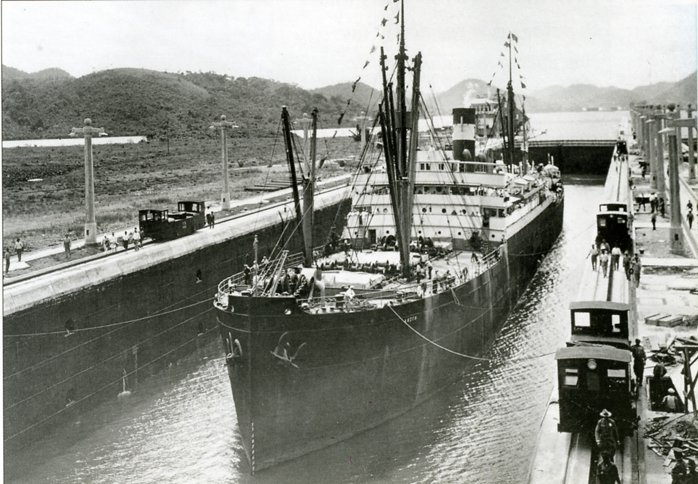 Canal De Panama: FHP Newsletter, Vol 3 No.11, The Panama Canal-Part Three